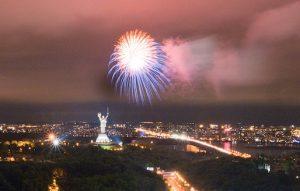 Фейерверк Киев